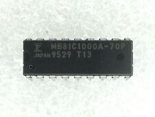 Mb81c1000a 70p Fujitsu 1megabit Dynamic Ram 2 Pieces