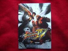 STREET FIGHTER PACHINKO BOOKLET JAPAN LIMITED GAME PS3 XBOX 360 KEN RYU NFS