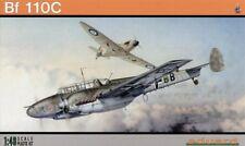 Eduard 1/48 Messerschmitt Bf 110 C # 8201 *