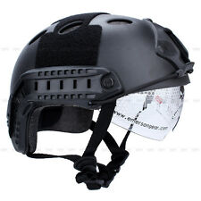 Hot Military Tactical Airsoft Paintball Combat Protective Fast Helmet W/ Goggle