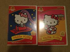 Hello Kitty DVDs-Lot of 2