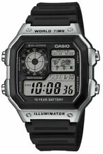 Casio Collection AE-1200WH-1CVEF - 10 Años de batería aprox -