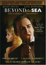Like New WS DVD Beyond the Sea (2004) Kevin Spacey Kate Bosworth Gloden Globe
