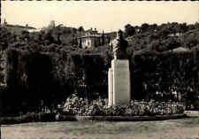 Saint-Jean-Cap-Ferrat France Carte Postale Postkarte AK ~1950/60 Statue Leopold