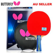 Butterfly TBC501 Table Tennis Bat Long Handle Ping Pong Racket Shakehand FL New