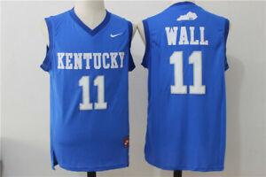 Monk, Fox, Wall 3 Players Kentucky Wildcats College Basketball Jersey - S to 5XL