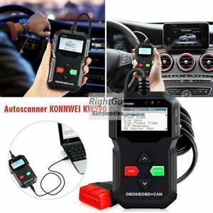 KONNWEI KW590 OBD2 Auto scanner Scanner Car Diagnostic Scanner Tool Black