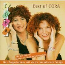 "CORA ""BEST OF"" 2 CD ---------21 TRACKS--------- NEU"