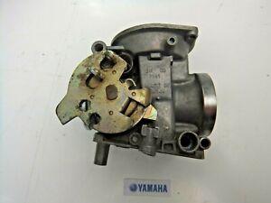 YAMAHA FZR 600 FZR600 GENESIS CARBURETOR RIGHT INNER INSIDE CARB BODY 1989 - 92