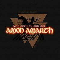 With Oden On Our Side - Amon Amarth - Heavy Metal Music CD