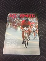 Vintage Red Zinger Bicycle Classic 5 Year Magazine With COORS Classic Inserts
