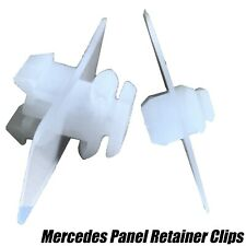 10x Clips For MERCEDES W140 VITO PANEL RETAINER MOULDING DOOR TRIM A1406980260