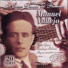MANUEL VALLEJO - LA EPOCA DORADA DEL FLAMENCO VOL.03 [CD]