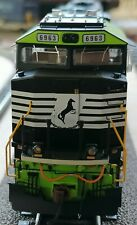 "NS Black Horse Norfolk Southern GoRail SD60E ""DCC Digital Sound"" HO NEW"
