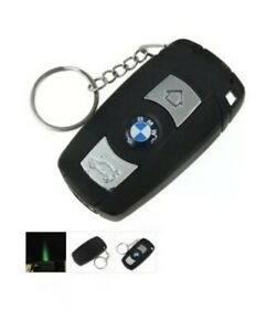 BMW Car Key Fob GAS HIDDEN CONCEALED CIGARETTE WINDPROOF LIGHTER NEW No Torch 🔦