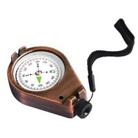 Compass Classic Accurate Waterproof Shakeproof for Hiking Camping Motoring  Y6H3