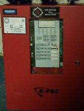 Used Kidde Edwards E Fsc302gr Conventional Fire Alarm Systems 5 Zone Panel