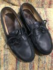 MEPHISTO HURRIKAN SPINNAKER MAN BOAT DECK SHOES Lace Up OXFORDS US 12