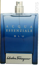 Treehouse: Salvatore Ferragamo Acqua Essenziale Blu EDT Tester Perfume Men 100ml