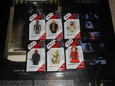 MEDICOM STAR WARS KUBRICK SERIES 8 SET OF 6