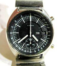 Vintage Seiko Mens 6139 7039 Chronograph Automatic Tachymeter Wrist Watch  (NA)