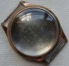 Girard Perregaux Chronograph Mens Wristwatch Gold Filled Case