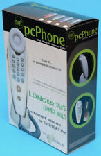pcPhone - retro technology - SiILICON PORTALS USB Phone for Internet Calls 2001