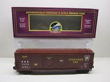 Mth 20-90018A Pennsylvania 50' Double Door Plug Boxcar And Original Box