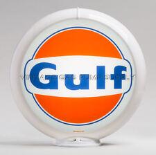 "Gulf 1960's Logo 13.5"" Gas Pump Globe (G439)"