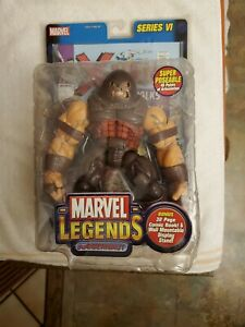 Marvel Legends - Toy Biz JUGGERNAUT New in Package 2004