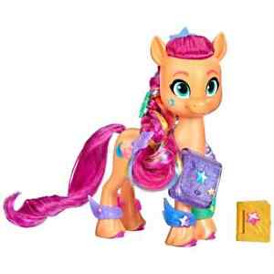 My Little Pony: A New Generation Rainbow Reveal Sunny Starscout 15cm Toy Gift
