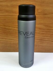 Reveal Body Spray for Men by Calvin Klein 5.4 oz / 152 g *NO BOX NEW*