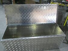 ALUMINIUM CHEQUER PLATE TOOL BOXES MADE TO ORDER