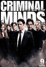 Criminal Minds: Season 9 DVD