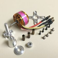 C2822/25 KV1400 EMP Outrunner Brushless Motor W/mount for RC airplanes