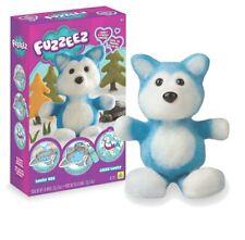 Fuzzeez husky dog brand new craft a fuzzy friend