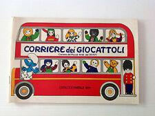 RARO-CATALOGO GIOCATTOLI IN VENDITA ALLA UPIM NATALE 1971  VINTAGE! 94 PAGINE !!
