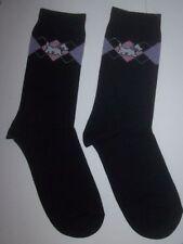 Yes Argyle, Diamond Machine Washable Socks for Women