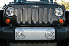 Grille-X GRILLCRAFT JEP3600S fits 10-11 Jeep Wrangler