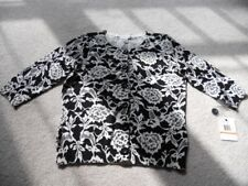 NWT Mercer Street Studio sweater PS 3/4 sleeve