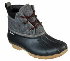 Skechers Pond-Lil Puddles Womens Waterproof Ankle Wellies Boots