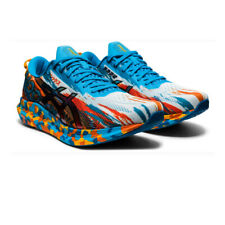 Asics Mens Noosa Tri 13 Running Shoes Trainers Sneakers Black Blue Multicoloured