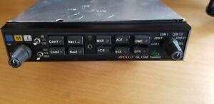 PS Engineering PM7000 /APOLLO SL15M AUDIO PANEL W/3LT MARKER & INTERCOM