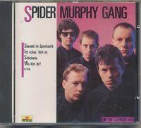 Spider Murphy Gang : Mir San A Bayrische Band  (1988) CD