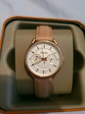 Brand new Fossil Ladies Tailor Watch ES4007