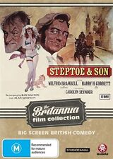 Steptoe and Son - The Movie: Britannia Collection NEW R4 DVD