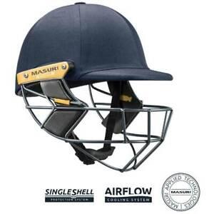 Masuri T Line (OS MKII)  Helmet -  Titanium Grid