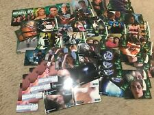Lot Of 69 ROSWELL --T.V. trading cards