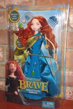 Disney BRAVE Pixar Princess Gem Styling Merida Doll by Mattel Barbie type 2011