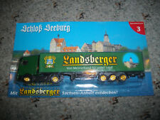 Brauerei Landsberger MB SZ Truck in 1:87